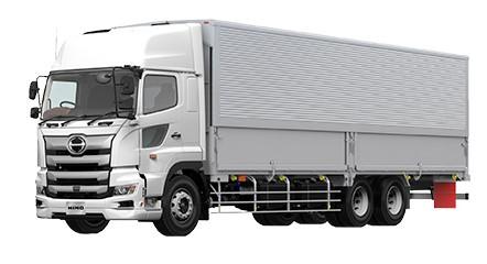 日野自動車トラック画像